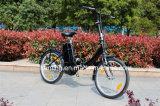 Fahrrad des Cer-En15194 der Falten-E