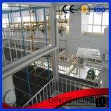 Equipamento de planta da extração solvente