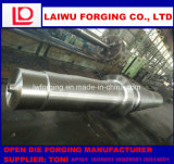 Plano morir el eje forjado que forja usado en forjas del eje del acero de carbón
