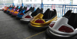 Theme Parc d'attractions Kids Car Game Bumper Cars