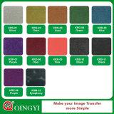 Qingyi Wholes Wärmeübertragung-Vinyl-PU für Arbeitsweg-Schuh-Fabrik