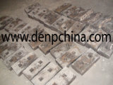 粉砕機に予備品、影響の版をする品質のDenpの砂