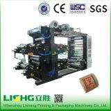 기계장치를 인쇄하는 Ytb-4600 첨단 기술 짠것이 아닌 직물 Flexo