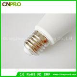 Bulbo de la luz suave A19 LED de 5W a 12W