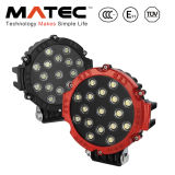 CE&RoHS&TUV 12 Months Warranty 51W 3200lm 12V LED Work Light