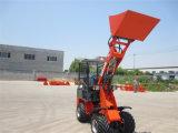 Затяжелитель артикулированный фермой Китая миниый колеса Everun Er06 Agricultral Zl06 с Ce/Euro 3 и гидростатической системой