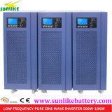 invertitore di energia solare 8-12kw con il regolatore solare incorporato di MPPT