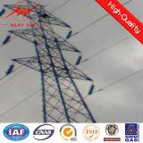 Elektrizitäts-Kraftübertragung-Zeile Stahlgefäß Pole