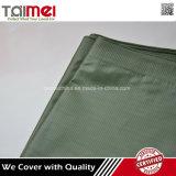 Encerado laminado PVC ignífugo de la tela de la alta calidad