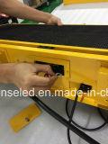 Primeros IP65 de la muestra del taxi LED de la visualización de LED del coche P5