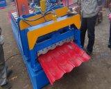 Het nieuwe Ontworpen Gegalvaniseerde Broodje die van het Comité van het Dak van de Tegel Steelglazed Machine voor Verkoop vormen