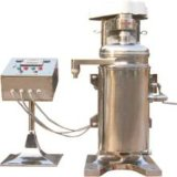 Vloeibare Stevige Tubulair in twee fasen centrifugeert Separator met Volledig Roestvrij staal