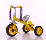 حارّ عمليّة بيع طفلة درّاجة ثلاثية جديات عمليّة ركوب على لعبة أطفال سيارة خارجيّة