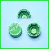 Tampões plásticos para frascos