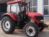 110HP alimentador de cultivo del alimentador 4WD con precio barato