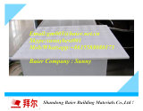 plafond du gypse 595X595/tuiles de plafond de gypse stratifiées par PVC