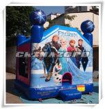 Venda quente casa inflável congelada do salto