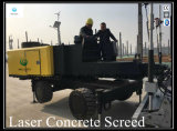 Super Screed van de Laser van de Efficiency Concrete Nivellerende Machine gyl-500