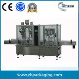 Máquina tampando de enchimento automática do pó de leite do café (GSF30/2)