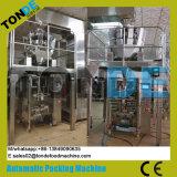 Empaquetadora vertical del Bagger del alimento médico químico del gránulo