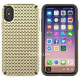 2-in-1 гибридное iPhone аргументы за панцыря PC TPU 8 случаев телефона