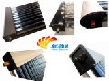 Солнечный коллектор стеклянной лампы для Румынии