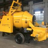 Mezclador concreto superventas de la maquinaria de construcción Jbt40 con la bomba