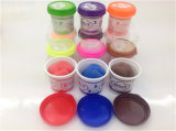 Play Dough Flour Papeterie Clay Color SGS Toy