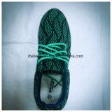 Groene Heldere Kleur van de Schoenen van de Sport met Lage Prijs