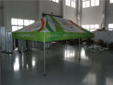 カスタマイズされた防水によっては展覧会のためにテントを広告するテントが現れる
