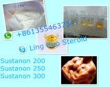 99%純度筋肉建物のステロイドの粉のテストステロンSustanon 250