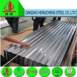 Folha de alumínio ondulada da telhadura do zinco de Afp A792m