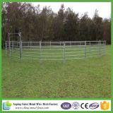 panneaux portatifs bon marché galvanisés lourds de yard de bétail de 2.1m*1.8m