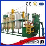 시장 많은 원료를 위한 소형 정유 공장 플랜트를 위한 높은 기름 질