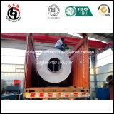 Cadena de producción activada de madera del carbón