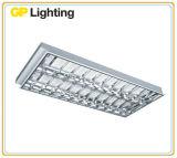 상업적인 점화 (ROT118)를 위한 T8에 의하여 Troffer 중단되는 미늘창 석쇠 천장 또는 빛