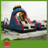 Slideの2016熱いSale Jumping Inflatable Castle