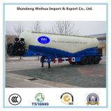3 reboque maioria do petroleiro do cimento dos eixos 45m3 de Fuwa Semi do reboque