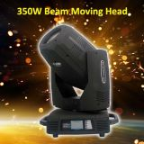 Indoor 350W Beam Moving Head Light para efeito de palco