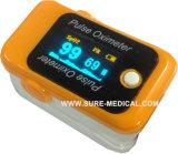 Promover o oxímetro novo do pulso da ponta do dedo da boa qualidade (CE, o FDA aprovado)