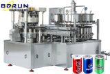 Máquina de enlatado carbónica de bebida para las latas de aluminio