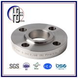 L'acier inoxydable de prix bas assemblent la bride à clin avec de bonne qualité