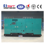 type silencieux générateur de 60 KVAs à de 500 KVAs de diesel
