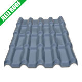 Tuile de toit enduite de résine de PMMA en Chine
