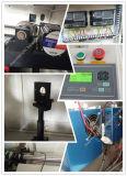 Ausschnitt CO2CNC Laser-Maschine des Stich-Fmj6090 mit Gefäß Laser-60W
