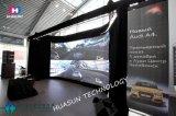자동차 쇼 Galaxias 4 유연한 발광 다이오드 표시