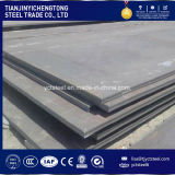 Piatto d'acciaio laminato a caldo A36 A283 Ss400 del piatto ad alta resistenza Carbon/Ms/Alloy dell'acciaio per costruzioni edili