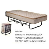 침대 금속 호텔 여분 침대 12이 딸린 여분 침대 또는 호텔 여분 침대 또는 접히는 여분 침대 또는 호텔 여분 침대 접히는 침대 또는 접히는 소파 베드 또는 소파