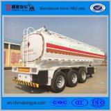 Tongya 40cbm de Semi Aanhangwagen van de Tanker van de Brandstof van 3 Compartiment