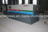 Blech-scherende Maschine, CNC-hydraulische Ausschnitt-Maschine von Durmapress, CNC-Schwingen-Träger-scherende Maschine